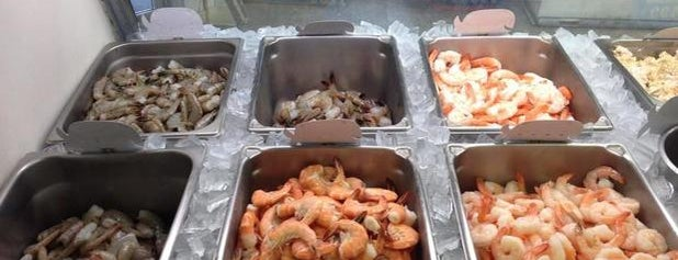 Maine Harvest Seafood is one of Places.