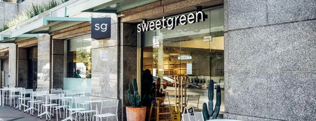 sweetgreen is one of Posti che sono piaciuti a eric.