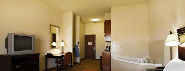 Stay Express Inn & Suites Sweetwater is one of Orte, die Jose gefallen.
