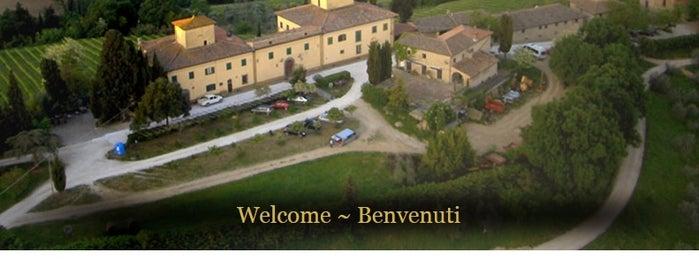 Fattoria Villa Spoiano is one of Chianti Classico Producers.