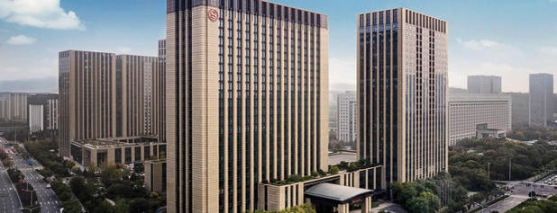 Sheraton Jinan Hotel is one of Ben's list for Hotel and Resort.