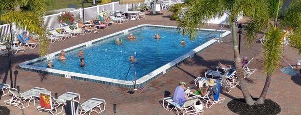 Fort Myers / Pine Island KOA is one of สถานที่ที่ Zachary ถูกใจ.