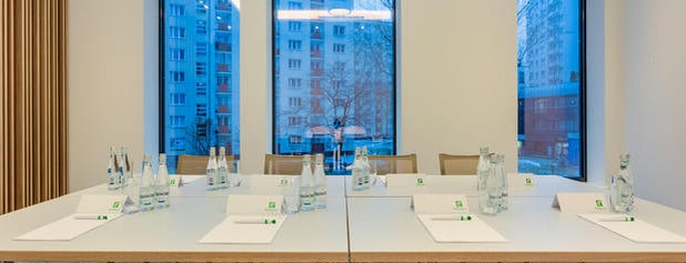 Holiday Inn Warsaw City Centre is one of Piccololas : понравившиеся места.