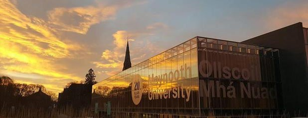 Maynooth University is one of Mark's list of Ireland.