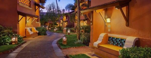 Park Hyatt Goa Resort And Spa is one of Гоа.
