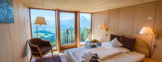 Biohotel Grafenast - Grafenast Hotel GmbH is one of Monika's Liked Places.