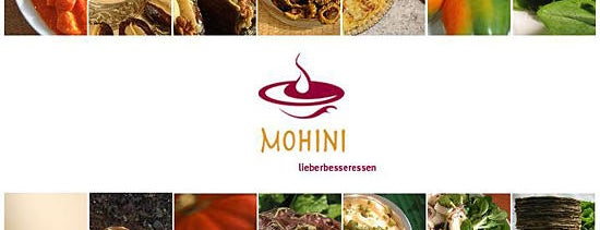Mohini is one of Veggie in Zurich.