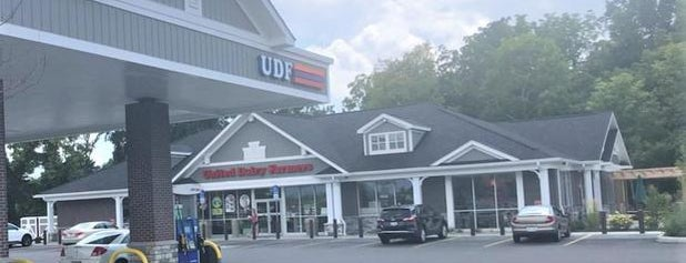 United Dairy Farmers is one of Pick Gas Stations.