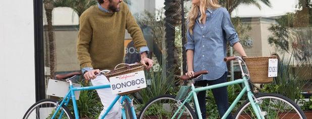 Bonobos is one of San Diego.