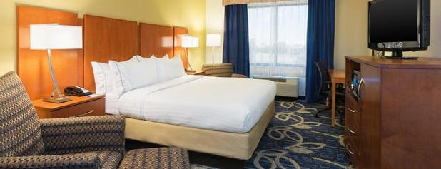 Holiday Inn Express & Suites Midland Loop 250 is one of West Texas: Midland to El Paso.