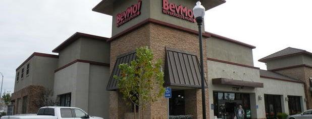 BevMo! is one of Lugares favoritos de Josh.