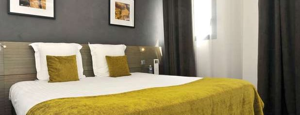 Best Western Hotel de la Cite is one of All-time favorites in France.