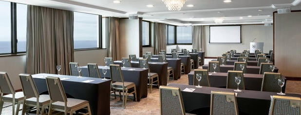 Sheraton Montevideo Hotel is one of Starwood Experience.
