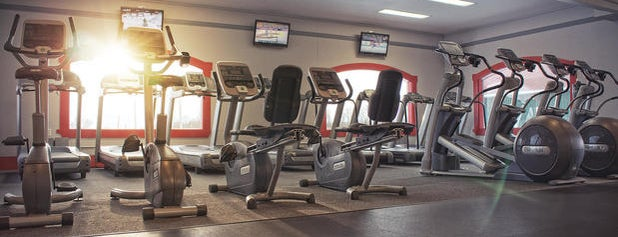 Transcend Fitness Club is one of Lieux qui ont plu à Samantha.