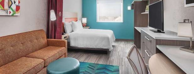 Home2 Suites by Hilton Ocean City Bayside is one of Tempat yang Disukai Bill.