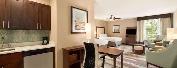 Homewood Suites by Hilton Atlanta/Perimeter Center is one of Places I've stayed.