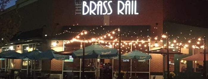 The Brass Rail is one of Rob's Liked Places.
