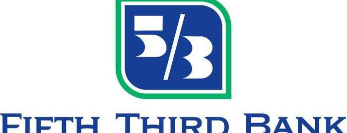 Fifth Third Bank & ATM is one of favorites 1.