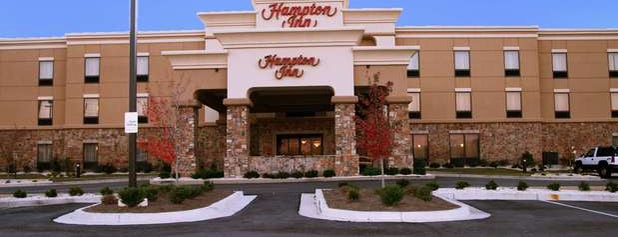 Hampton Inn by Hilton is one of Hopster's Hotels.