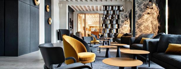 InterContinental Lyon - Hotel Dieu is one of Locais curtidos por Christophe.
