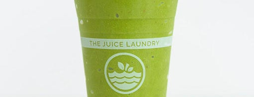 The Juice Laundry is one of Posti salvati di Rachel.