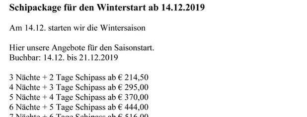 Pension Tannenhof is one of Kitzbühel.