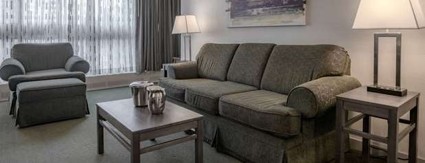 Best Western Plus Sands is one of Downtown Vancouver Hotels.