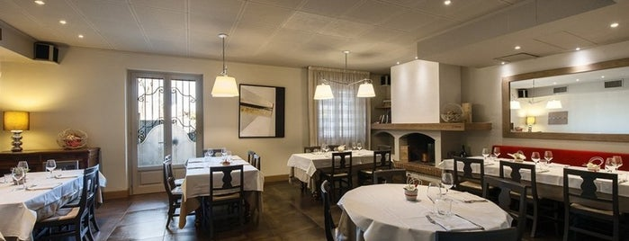Osteria De L'Umbreleer is one of Risto visitati.