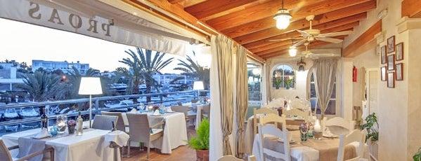 Restaurante Port Petit is one of Balearics.
