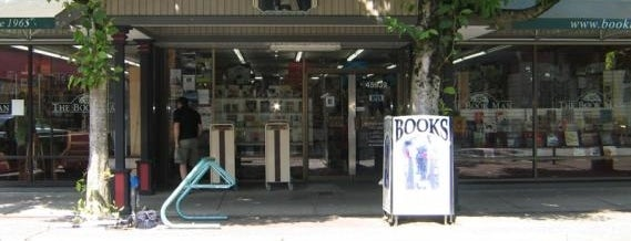 The Book Man is one of Bookstores - International.