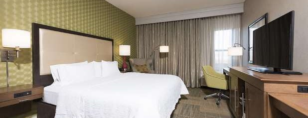 Hampton by Hilton is one of Lugares favoritos de Kyle.