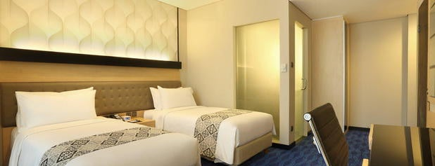 Holiday Inn Express Jakarta Thamrin is one of #Somewhere In Jakarta.