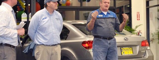 Burlington Subaru is one of Subaru of New England Dealers.