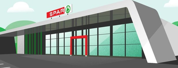 INTERSPAR is one of Posti che sono piaciuti a Heidi.