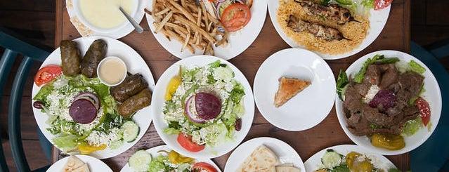 Little Greek Fresh Grill is one of Lieux qui ont plu à KATIE.