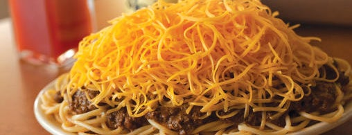Skyline Chili is one of Miami U.