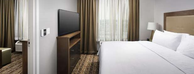 Homewood Suites by Hilton Washington DC NoMa Union Station is one of NMAAHC road trip.