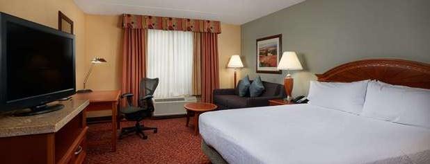 Hilton Garden Inn Newport News is one of Layover Hotels.