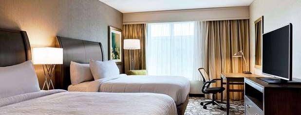 Hilton Garden Inn is one of สถานที่ที่บันทึกไว้ของ Gayla.
