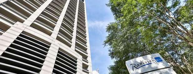 Radisson Blu Sao Paulo is one of Locais curtidos por Fernando.