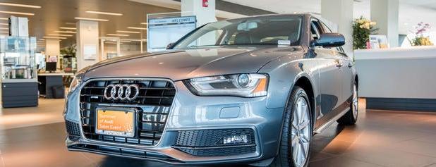 Audi Westmont is one of Joyce : понравившиеся места.