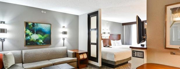 Hyatt Place Baton Rouge/I-10 is one of Louisiana GC Trip.