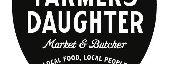 Farmers Daughter Market and Butcher is one of DC Suburbs.
