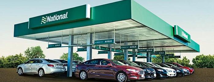 National Car Rental is one of Lieux qui ont plu à Ron.