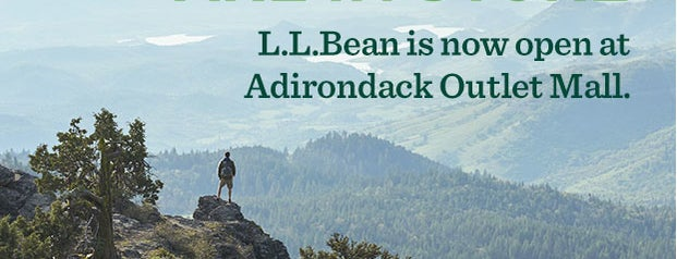L.L.Bean Outlet is one of Lake George.