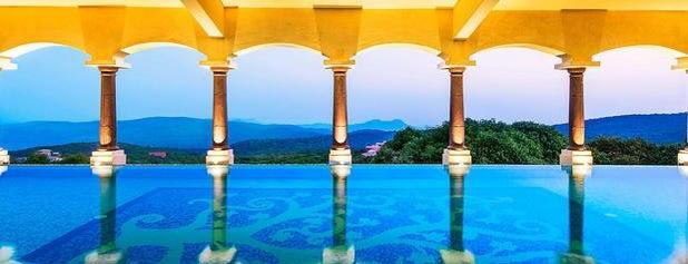 Le Méridien Mahabaleshwar Resort & Spa is one of Pune.