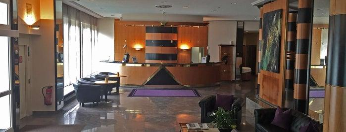 Best Western AMEDIA Hotel Weiden is one of Hotels.