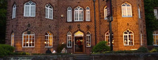 Childwall Abbey Hotel is one of Carl 님이 좋아한 장소.