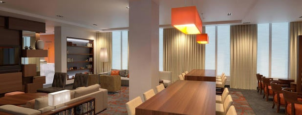 Residence Inn by Marriott New York Downtown Manhattan/World Trade Center Area is one of NYC.