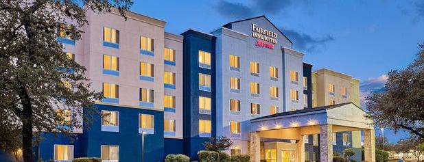 Fairfield Inn & Suites San Antonio NE/Schertz is one of Hotels (Preferred).